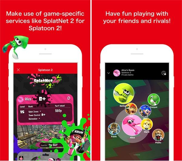 www.italiamac.it nintendo switch app Debutta lapp di accompagnamento per la Nintendo Switch in App Store