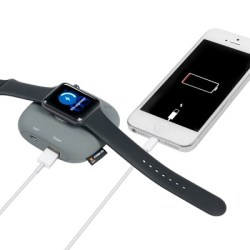 %name Xtorm XPD17 Apple Watch Charger Boost: Un powerbank magnetico per Apple Watch e iPhone