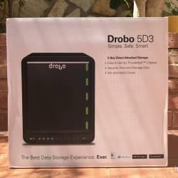 Drobo 5D3 Front Pack