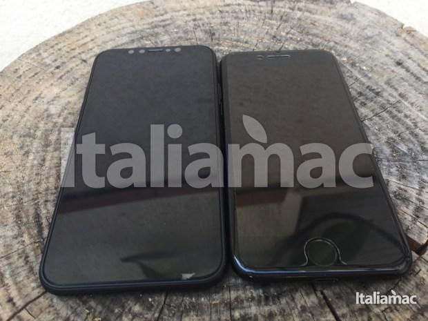 www.italiamac.it iphone 8 esclusiva anteprima iphone 8 exclusive 02 620x465 Scoop! Italiamac vi mostra iPhone 8 in anteprima! Foto e video del prototipo.