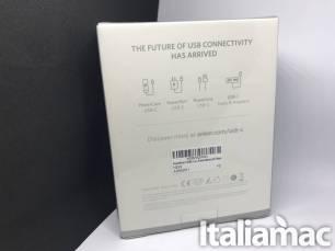 %name PowerPort+ 5 Porte e USB C: Lhub da tavolo ideale per caricare rapidamente i nuovi iPhone