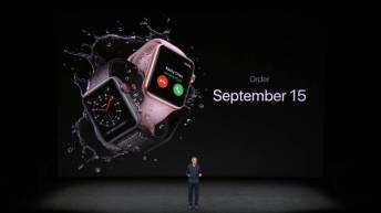 %name Presentato Apple Watch Serie 3 con modulo cellulare