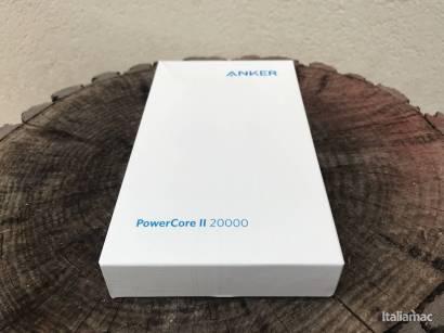 %name PowerCore II 20.000mAh: Powerbank capiente dalle dimensioni contenute
