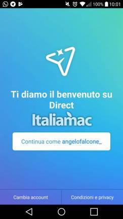 %name Instagram e Direct diventano due app separate!