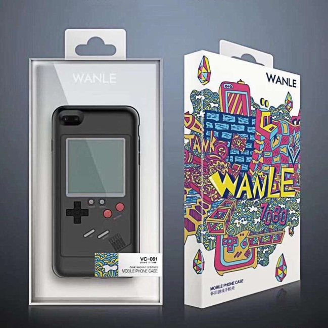 italiamac pa4156b 1 1 9429 zi7i Il case per iPhone in stile GameBoy con 10 mini giochi