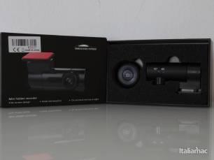 %name Wi Fi Dash Cam: Telecamera per auto con controllo remoto da app