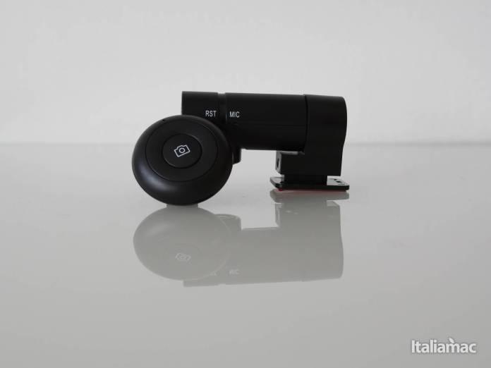 www.italiamac.it wi fi dash cam telecamera per auto con controllo remoto da app p1080347 Wi Fi Dash Cam: Telecamera per auto con controllo remoto da app