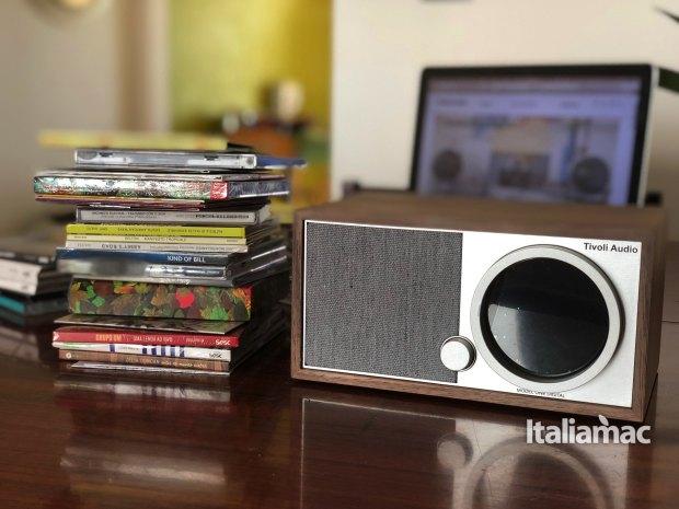 italiamac img 0860 620x465 Model One Digital di Tivoli, la grande musica direttamente dal futuro.