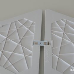 Nanoleaf Aurora Back Triangles