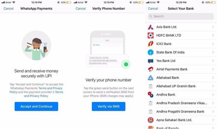italiamac whatsapp payment Presto si potranno effettuare pagamenti tramite WhatsApp
