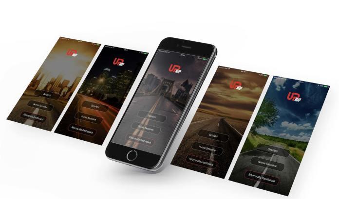 italiamac sessioni 2 UpMap Termignoni potenza a portata di iPhone