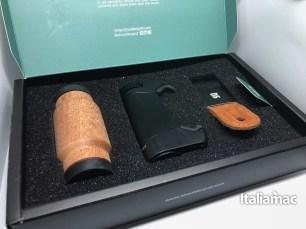 %name Shoulderpod S2, per trasformare liPhone in una videocamera professionale