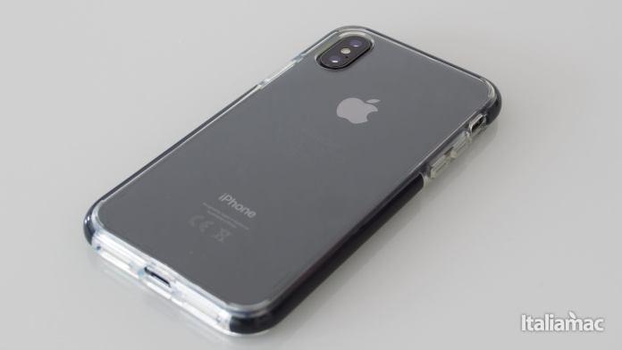 italiamac p4141122 Bounce: La custodia per iPhone X con telaio antiurto di Gecko Covers