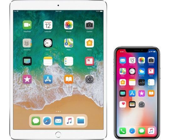 italiamac iphonexipadpro 800x663 iPhone X e iPad Pro vincono il premio display dellanno