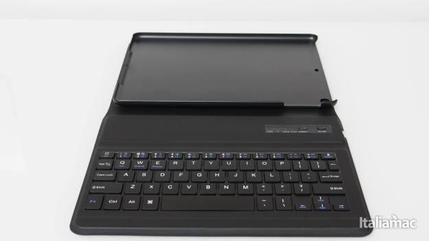 italiamac p5021191 Gecko Covers: Tastiera Bluetooth per iPad da 9.7 2 in 1 impermeabile