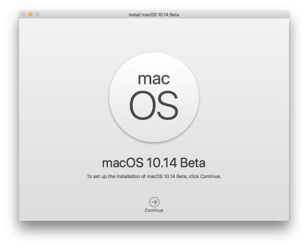 italiamac install macos mojave beta Come creare chiavetta USB avviabile con macOS Mojave