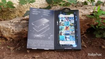 %name Catalyst: Il case impermeabile fino a 10 metri per iPhone X