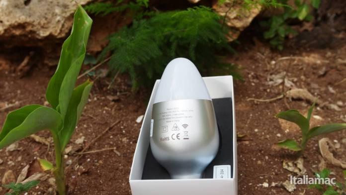 italiamac p6241299 Koogeek lampadina intelligente E27 compatibile HomeKit