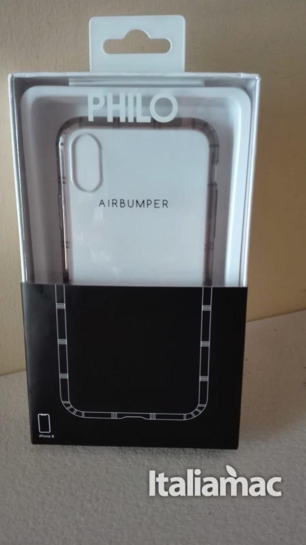 italiamac philo airbumper box Philo Airbumper, le nuove cover dedicate al nuovissimo iPhone X