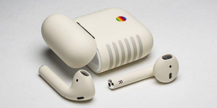 italiamac colorware airpods retro 002 AirPods Retro come Macintosh? Disponibili a soli $399