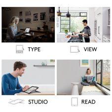 %name Custodie per iPad con Tastiera Bluetooth Logitech SLIM FOLIO e SLIM COMBO ora disponibili