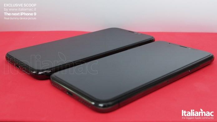Next iPhone 9 (comparision) Exclusive Scoop by Italiamac