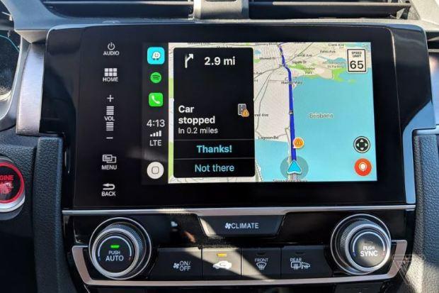 italiamac carplay2 620x413 Lapplicazone Google Maps su CarPlay non convince tutti