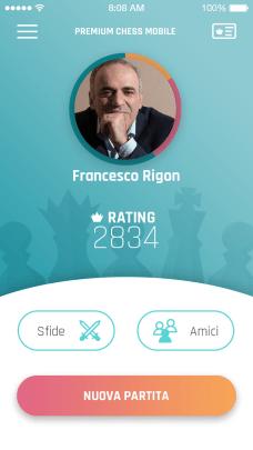 %name La prima app antifrode per gli scacchi: Premium Chess Mobile