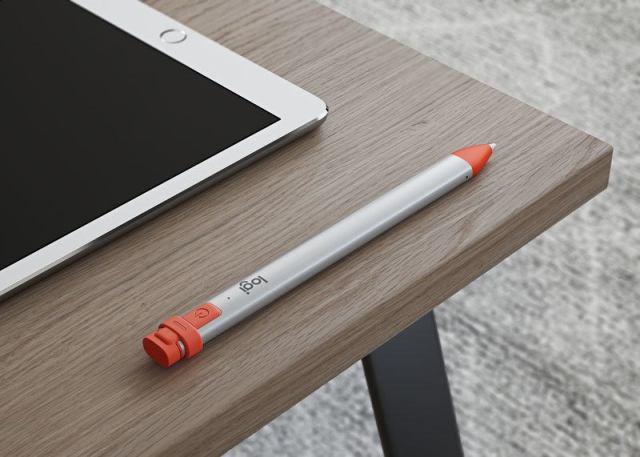 italiamac low resolution crayon 2 Logitech Crayon, la penna con tecnologia Apple Pencil