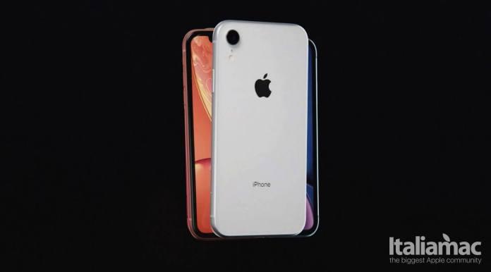 italiamac nuovo new apple iphone xr 16 1024x568 20 foto del nuovo Apple iPhone XR, in 6 colori