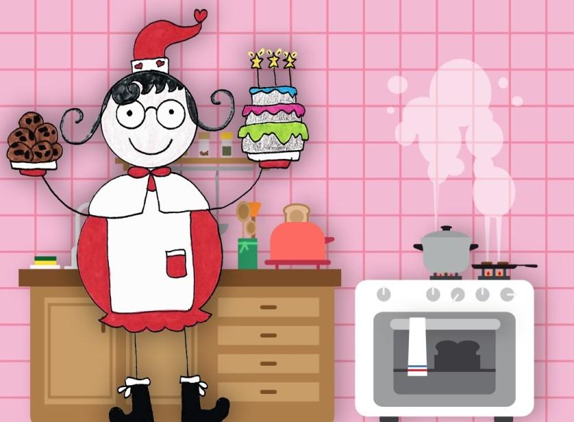 """italiamac cover capitolo 3 mamma natale Audiolibro di Natale gratuito """"I Ladri di Regali"""" della Codroipese Nonna Catia"""