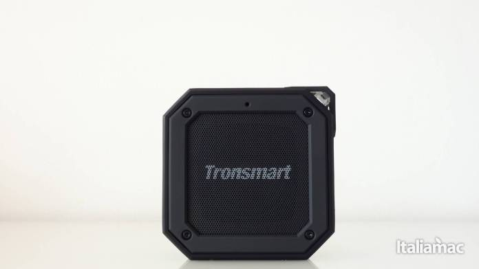 italiamac p1010532 Tronsmart Element Groove: Speaker bluetooth impermeabile fino a 1.5 metri