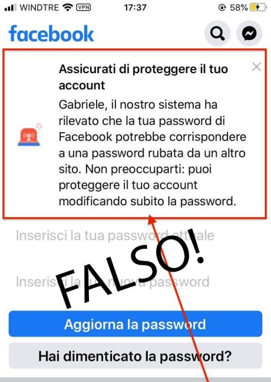 Scoperto un bug su iPhone e iOS che genera false richieste di password