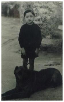 dott. Francesco Tortora, 14 agosto 1923, Terlizzi, Bari.