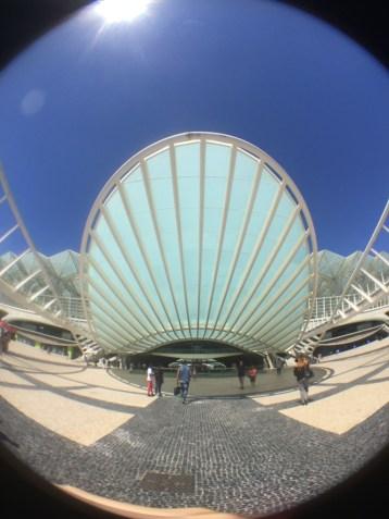 PARQUE DAS NACOES - gare d'oriente, lisbon design guide
