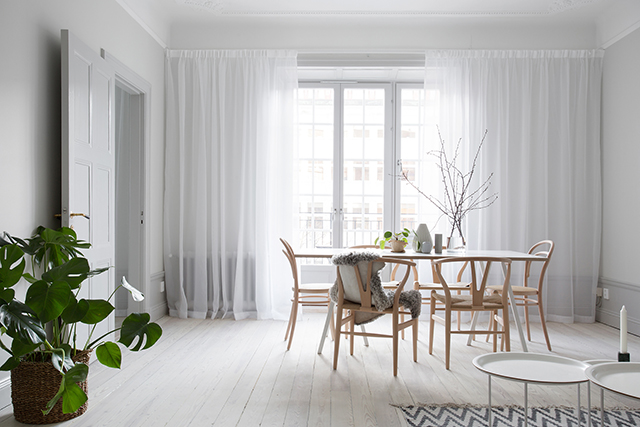 10ideas-to-steal-from-scandinavian style interiors- ITALIANBARK - interiordesignblog- green at home 2