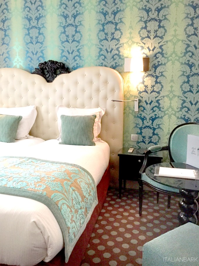 Design Hotels Travelling In The French History In A