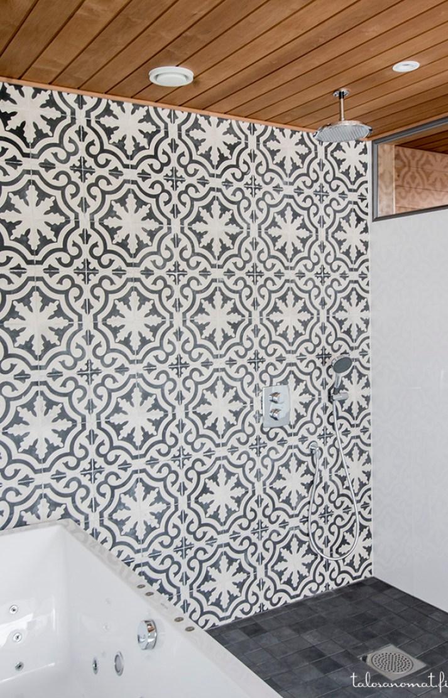 finland home interior, cementine, finnish bathroom