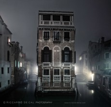venice architecture, venice book, dream of venice, venezia, venice by night