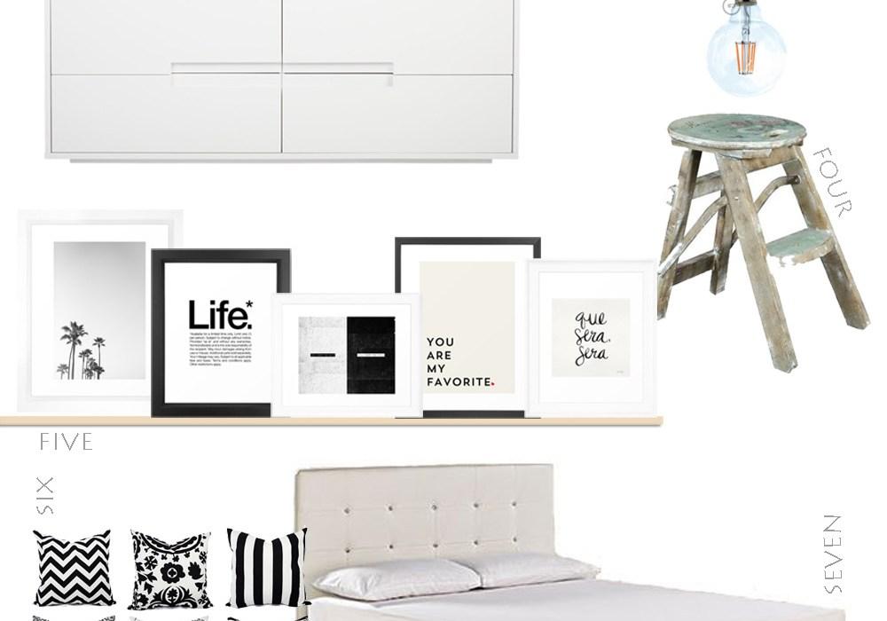 bedroom shop online, bedroom moodboard, bedroom restyling, bedroom redesign, home shopping online