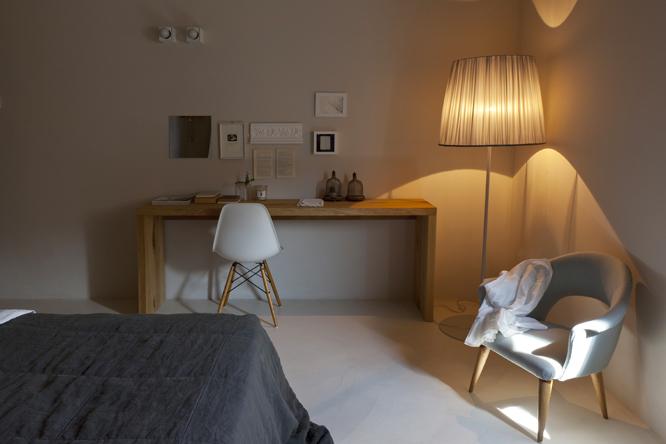italian interiors rustic design hotel italy countryside