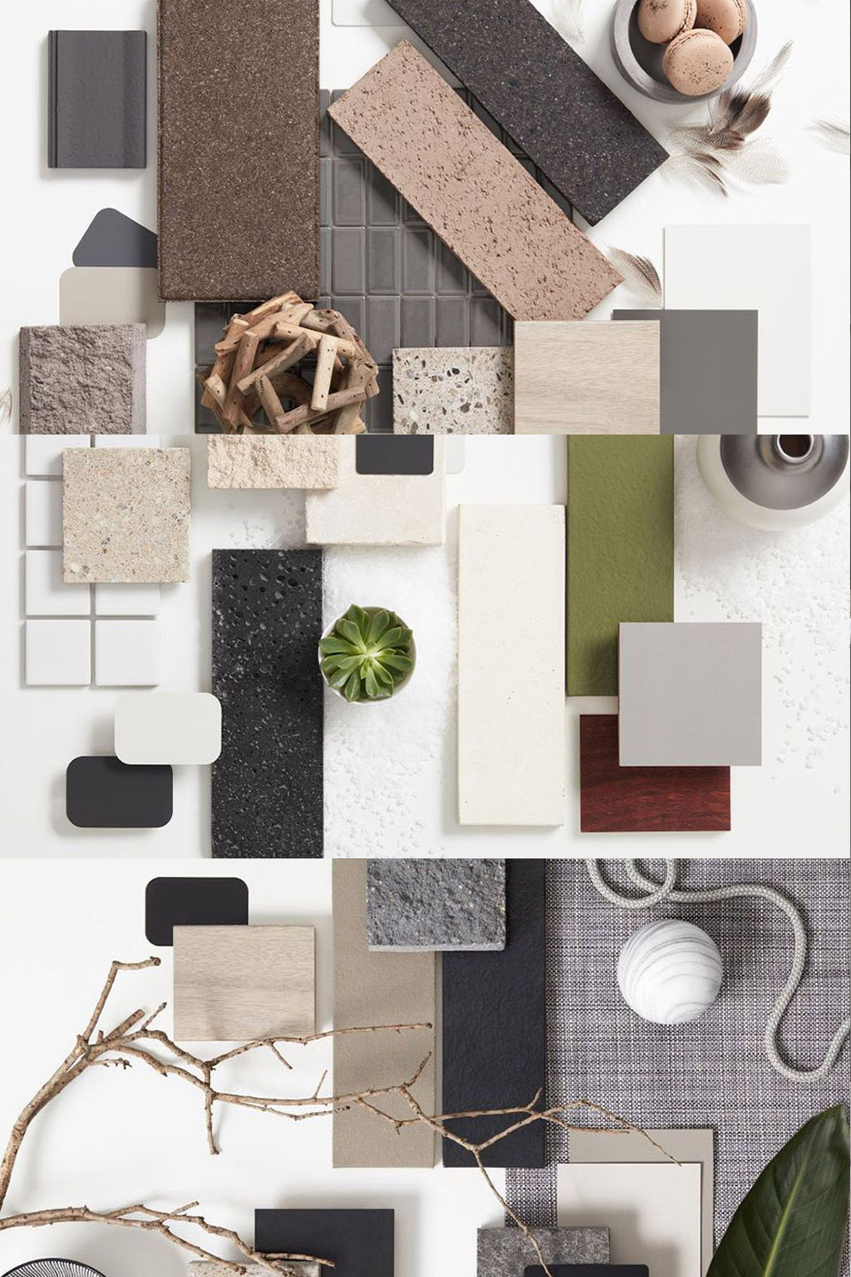Top 2017 Interior Trends In Moodboards