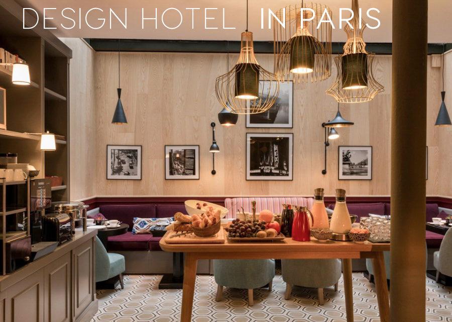 An Eclectic Boutique Hotel In Paris Adele Et Jules