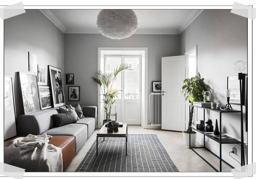Beautiful small spaces solutions in a Scandinavian home ... on Beautiful Small Room  id=51099