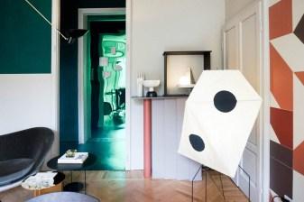 the visit studiopepe, brera design apartment, studiopepe milan design week, fuorisalone 2017, italianbark interior design blog, , green interior
