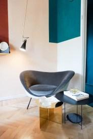 the visit studiopepe, brera design apartment, studiopepe milan design week, fuorisalone 2017, italianbark interior design blog, petrol blue