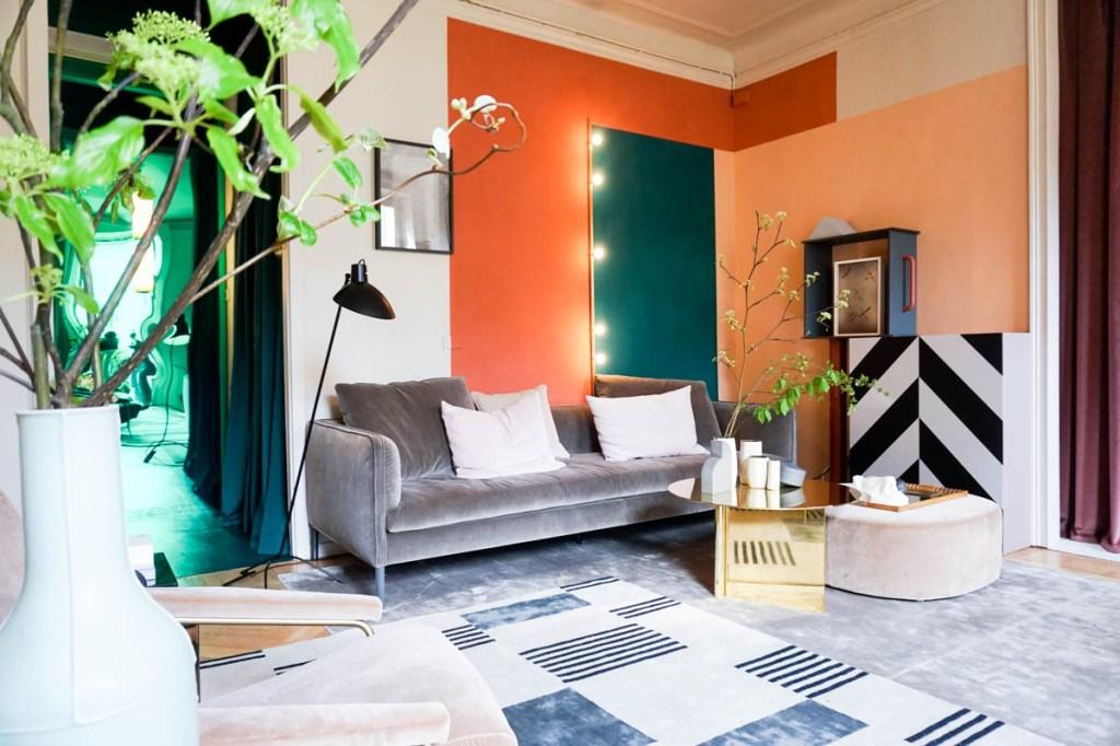 The visit by studiopepe milan design week 2017 for Milan design week 2017