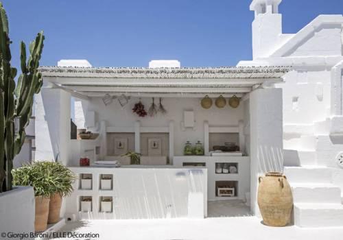 ITALIAN INTERIORS | A Designer's home in Puglia