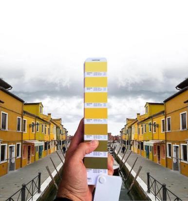 andrea antoni, stiluan, pantone. pantone instagram, pantone photography, italianbark interior design blog, pantone yellow