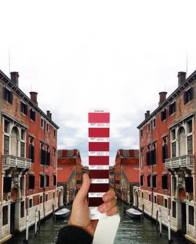 andrea antoni, stiluan, pantone. pantone instagram, pantone photography, italianbark interior design blog, pantone red